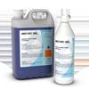 HIGY-WC Gel | Gel limpiador desincrustante para WC y urinarios.